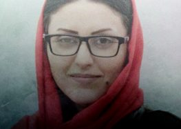Just Released From Prison, Golrokh Iraee Ebrahimi Faces More Time Behind Bars