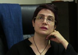 Human Rights Lawyer Nasrin Sotoudeh Being Returned to Gharchak Prison