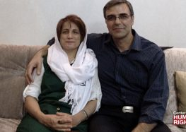 Coronavirus: Citing Crowded Prisons, Renowned Attorney Nasrin Sotoudeh's Husband Calls for Release of Political Prisoners