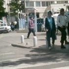 Security Forces and Police Vehicles Increase Monitoring in Tehran